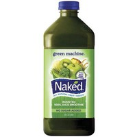 Naked Juice Green Machine Boosted 100% Juice Smoothie, 64 fl oz - Walmart.com