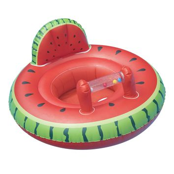 Swimline Watermelon Baby and Toddler Pool Float