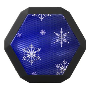 Christmas Black Bluetooth Speaker
