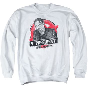 Sons Of Anarchy - Vice President Adult Crewneck Sweatshirt