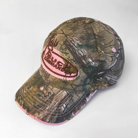 Luckless LLC | Buck Commander® Realtree Xtra® Cap (Pink)