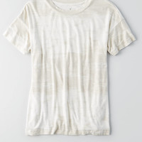 AEO Soft & Sexy Crew Favorite T-Shirt , White