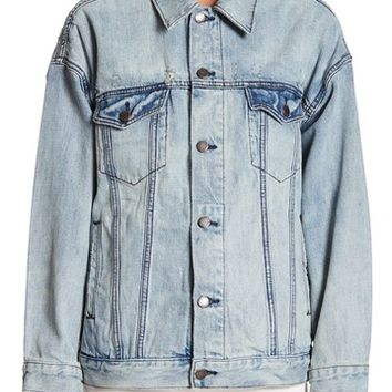 Free People | Denim Trucker Jacket | Nordstrom Rack