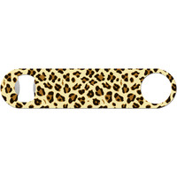 Animal Print - Cheetah Bottle Opener