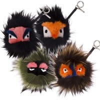 Indie Designs Fendi Style Fur Monster Charms