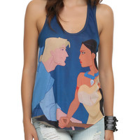 Disney Pocahontas John Girls Tank Top