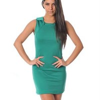 Pietro Garcia Solid Color Dress - Pietro Garcia Apparel For Her - Modnique.com