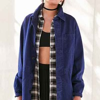 Vintage Workwear Frayed Jacket - Urban Outfitters