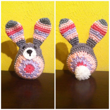 Crochet Little Easter Bunny