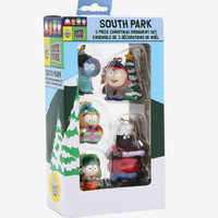 South Park Ornament Set