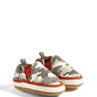 Boy's Robeez 'Max' Crib Shoe,