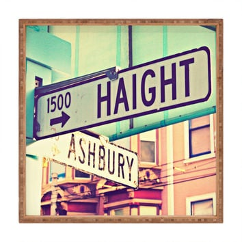 Shannon Clark Haight Ashbury Square Tray