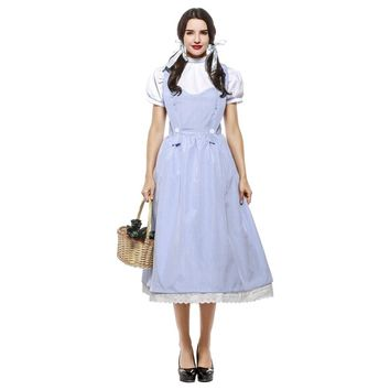 Wizard of OZ Dorothy Costume Plus Size
