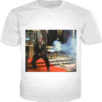 Free Gucci Scarface shirt