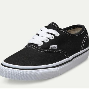 Vans Girls Boys Children Baby Toddler Kids Child Breathable Sneakers Sport Shoes