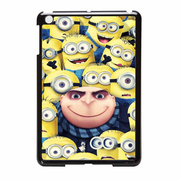 Despicable Me Gru And Minions iPad Mini Case