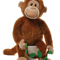 Gund Murdock Stuffed Monkey