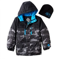 ZeroXposur Shredder II Snowboard Jacket - Boys 8-20