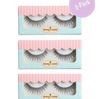 House of Lashes | Au Naturale 3 Combo Pack | Premium Quality False Eyelashes for a Great Value| Cruelty Free | Eco Friendly