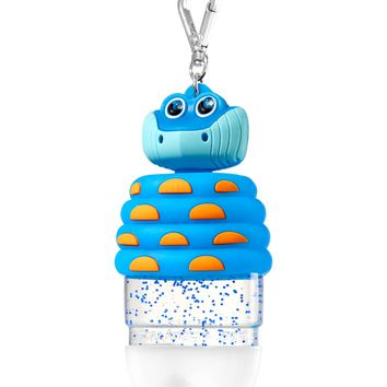Bath & Body Works SNAKE Light up Pocketbac Sanitizer Holder