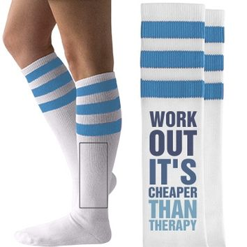 Workout Not Therapy