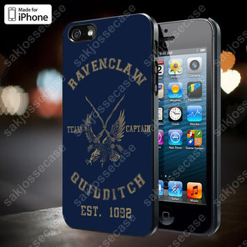 Ravenclaw Team Captain Quidditch Case for iPhone 5/5S, 4/4S, and Samsung Galaxy S3/S4