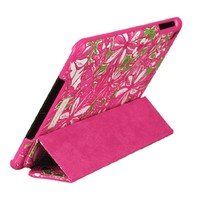 Lilly Pulitzer iPad Mini Case with Smart Cover - Coronado Crab