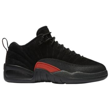 Jordan Retro 12 Low - Boys' Grade School at Foot Locker
