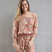 Rosè All Day Romper