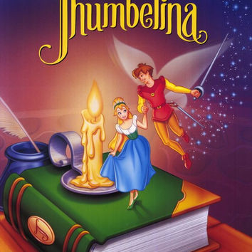 Thumbelina 11x17 Movie Poster (1994)