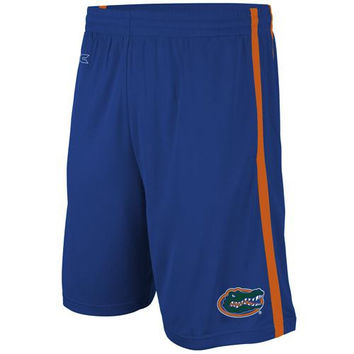 Florida Gators Draft Shorts - Royal Blue/Orange