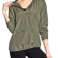 Women's Old Navy Active Perforated Anoraks