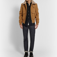 Burberry Brit - Denim Shirt | MR PORTER