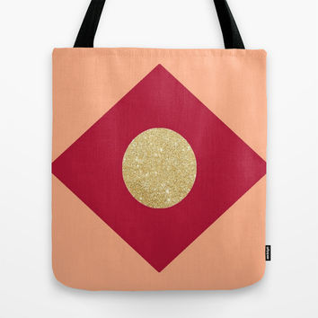 Hot Summer Explosion Tote Bag by AnnaF31