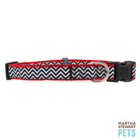 Martha Stewart Pets® Chevron Dog Collar