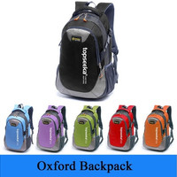 Large Capability Durable Oxford Backpack Men&Women iPad Bag Schoolbag for Girl Bo [8081690183]