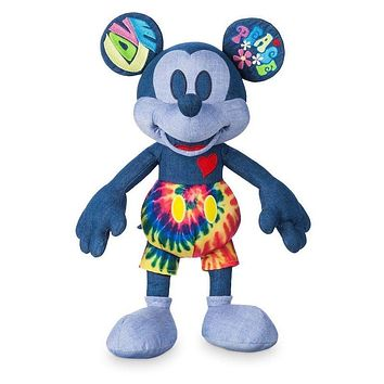 Disney Store Mickey Mouse Memories June Limited Plush New with Tags