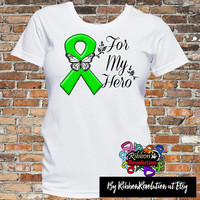 For My Hero Cerebral Palsy Shirts (Mito Disease, Gastroparesis, Adrenal Cancer, Cerebral Palsy, Neurofibromatosis)