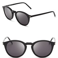 Saint Laurent Round Sunglasses