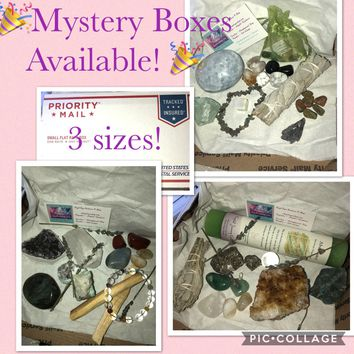 🎉Angel Eyes Mystery Boxes 🎉~Reviews!
