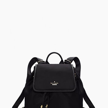 Kate Spade Classic Nylon Molly Black ONE