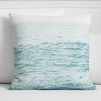 Kelly Slater Morning Tide Euro Pillow Cover