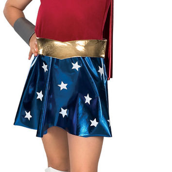 girl's costume: wonder woman