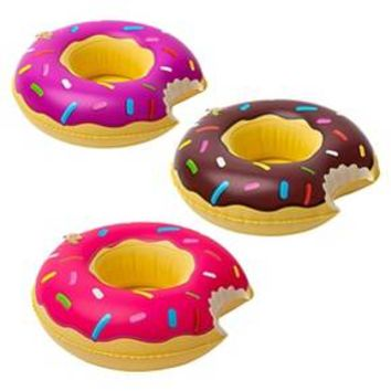 Big Mouth Toys Drink Floats - Donut (3pk)