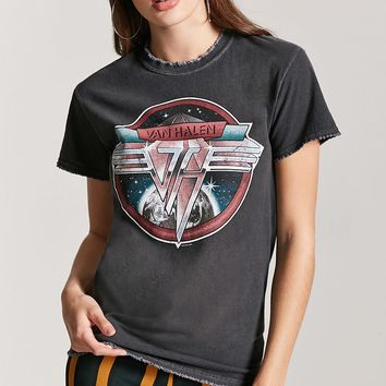 Van Halen Graphic Band Tee