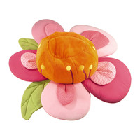 Flower Bean Bag, Pink - Haba