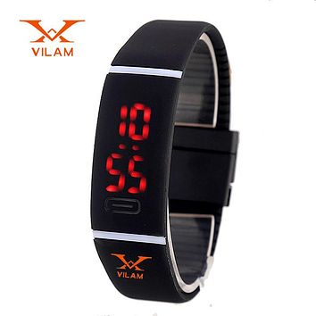 Waterproof LED Bracelet Watches for Women Men Digital watch Kids Wrist Strap Sports Shock Fashion Clock Dropshipping