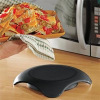 Microwaveable Hot Plate, Keep Food Hot, Serving Hot Pad | Solutions