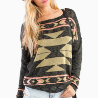 Design Sparkle Sweater $33