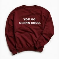 Mean Girls You Go Glen Coco Sweatshirt
